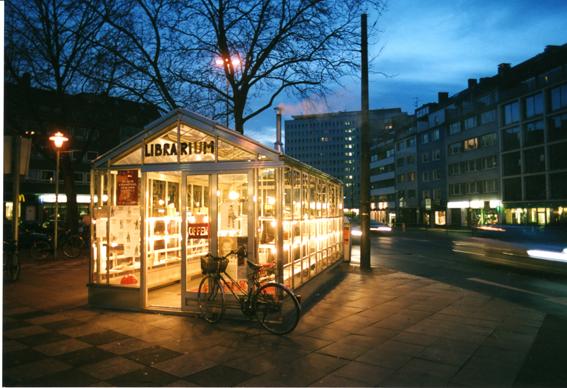 LIBRARIUM Worringer Platz, Düsseldorf